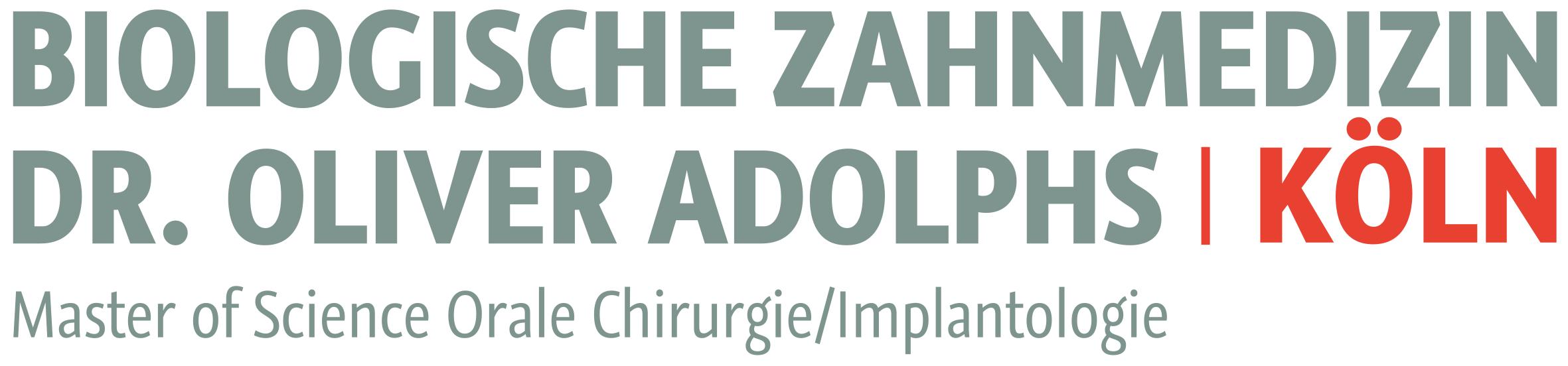 Zahnarztpraxis Dr. Adolphs